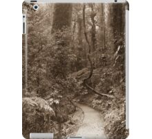 Walk the Lonely Path iPad Case/Skin