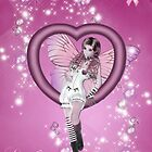 The Breast Cancer Care Fairy by PixieVamp