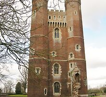 Tattershall Castle - Lincolnshire by Lucy Wilson