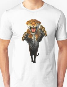 Leaping Leopard T-Shirt