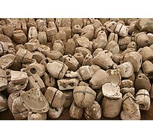 Pottery Molds Photographic Print