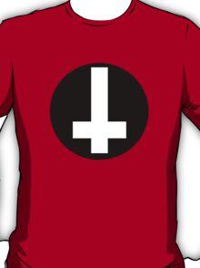 Round Inverted Cross T-Shirt