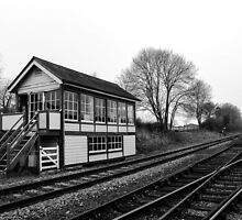Wakes Colne Signal Box by Lightrace