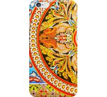 Buddhist Temple Painting iPhone Case/Skin