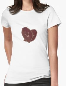 Vegasaur - Kalamata Olives Womens Fitted T-Shirt