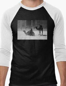 Dusty Wind Men's Baseball ¾ T-Shirt
