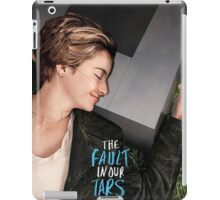 The Fault in our Tars iPad Case/Skin