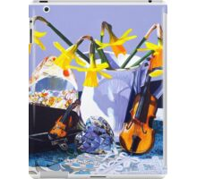 A Springtime Arrangement iPad Case/Skin