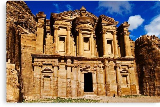 Ad-Deir by eddiechui