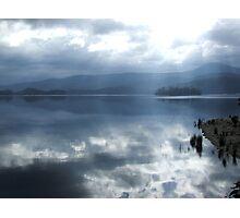 Dawn at Lake Mackintosh Photographic Print