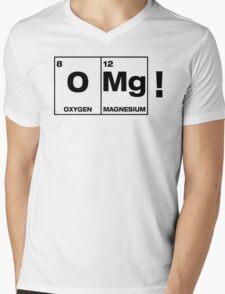 iZombie - OMg! Mens V-Neck T-Shirt