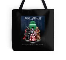 Marvel at the Su-WHO-per-heroes Tote Bag