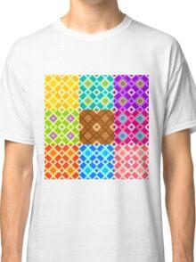 Color patterns Classic T-Shirt