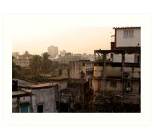 Calcutta Dawn Art Print