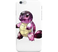 Squirtle Nebula iPhone Case/Skin