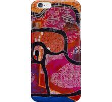 Elephant Maps or Google Maps iPhone Case/Skin
