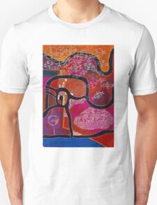Elephant Maps or Google Maps Unisex T-Shirt