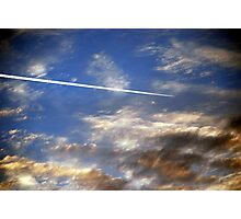 Jet Stream Photographic Print