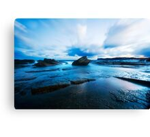 Terrigal at Sunset Canvas Print