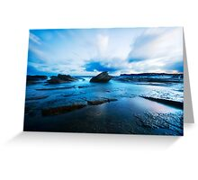 Terrigal at Sunset Greeting Card