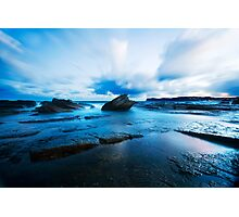 Terrigal at Sunset Photographic Print