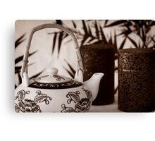 Chai Tea Canvas Print