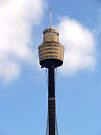 Sydney Tower by Paige