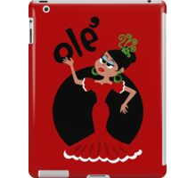 Flamenco iPad Case/Skin