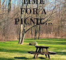 time for a picnic by Michelle BarlondSmith