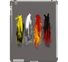 War is coming (GOT design) iPad Case/Skin
