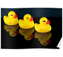 All your ducks in a row Poster