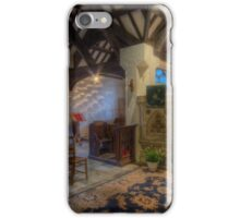 Church at Twilight iPhone Case/Skin