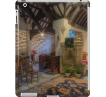 Church at Twilight iPad Case/Skin