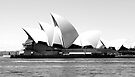 Sydney Opera House 1 by Paige