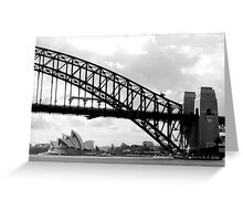 Aussie Icons Greeting Card