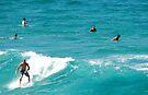 Surfer dudes by Paige