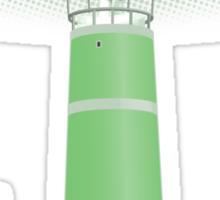 Green House Sticker