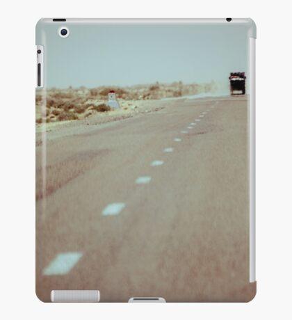 1250km to go iPad Case/Skin