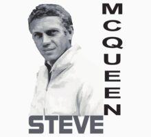 Steve McQueen 2 by Scott Westlake