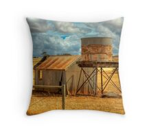 Forgotten Revisited - Kanmantoo, Adelaide Hills, South Australia Throw Pillow