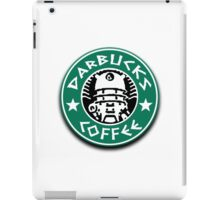 Darbucks Coffee iPad Case/Skin