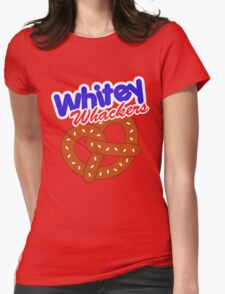 Whitey Whackers Womens Fitted T-Shirt