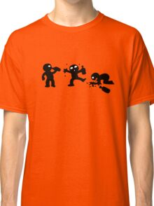 alcool funny cartoon bachelor party Classic T-Shirt