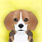 Beagle by NirPerel