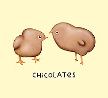 Chickolates by Sophie Corrigan