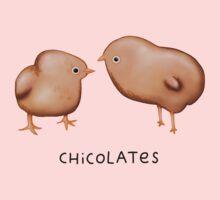 Chickolates Baby Tee