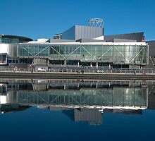 The Lowry Centre Salford Quays Manchester by magichoc