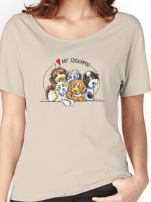 Cockapoo Lover Women's Relaxed Fit T-Shirt