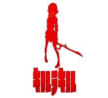 Kill la kill - Ryuko Matoi - キルラキル by James Quinn