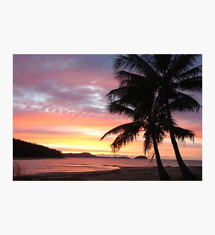 Dunk Island Sunrise Photographic Print